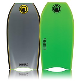 NOMAD BODYBOARDS  Nemesis PE Core - 2016/17 Model
