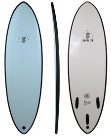 SOFTLITE SURFBOARDS Mad Lab Bunsen Burner 5'10