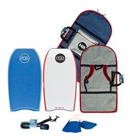 HB Bodyboards Tech Epic PE Core - Package Deal - Assorted Colours