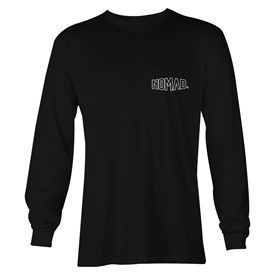 NOMAD BODYBOARDS Represent Long Sleeve T Shirt