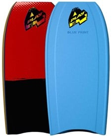 4PLAY BODYBOARDS Blueprint Thermo Flex Core (TFX) - 2016/17 Model