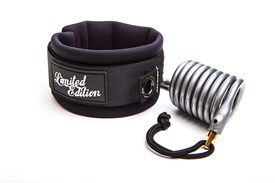 LIMITED EDITION Sylock Medium Bicep Leash - Silver
