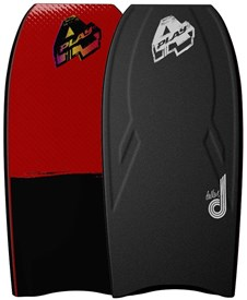 4PLAY BODYBOARDS Dallas Singer Contour Polypro Core - 2016/17 Model