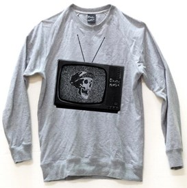 PLASTIC PEOPLE TV Crew Neck
