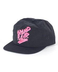 GRAND FLAVOUR Miami Vice Volley Hat - Black