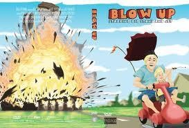 BLOW UP - DVD by Chris White & Jake Stone