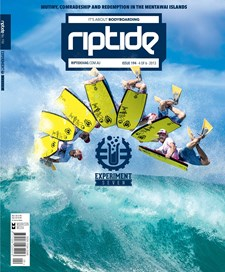 RIPTIDE ISSUE 194 - Free Copy of Experiment Dvd