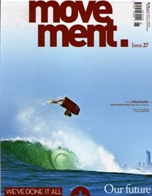 MOVEMENT ISSUE 27