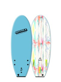 CATCH SURF Odysea - Stump 5'0 Tri Fin 2017/18 Model - Assorted Colours