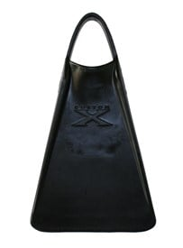CUSTOM X FINS -BLACK