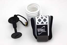 GYROLL Wrist Leash White