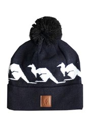 I AM NONE Roo Beanie - Navy