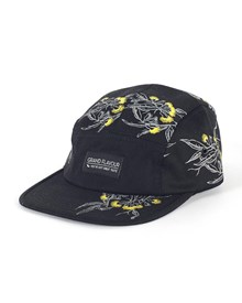 GRAND FLAVOUR Fly the Flag 5 Panel Hat