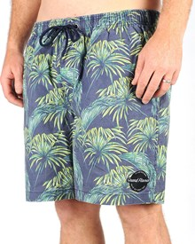 GRAND FLAVOUR Fern Shorts - Green