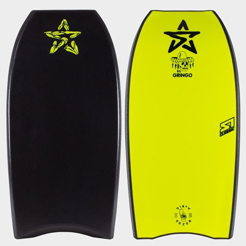 "STEALTH BODYBOARDS George Humpreys ""El Gringo - Dirty Dozen"" PE Core - 2017/18 Model"