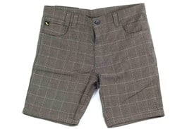 GRAND FLAVOUR Skools Out Walkshorts - Brown