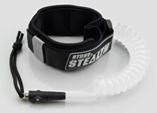 STEALTH STONE BICEP COILED LEASH