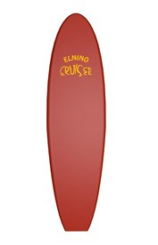 EL NINO SOFT SURFBOARD Cruiser 6'6 - 2015/16 Model