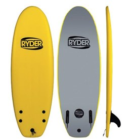RYDER SOFT SURFBOARD Twin Fin Prodigy Series - 5'8 - 2015/16 Model