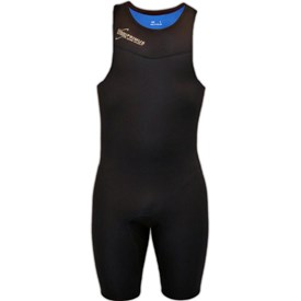 GYROLL WETSUITS Primus Stretch 2/2mm Chest Zip GBS Short John  - Black - 2016/17 Model