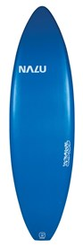 NALU SURFBOARD Thrasher 6'0 Shortboard