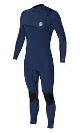 REEFLEX WETSUITS Jerry Series 5/4/3mm Sealed Zipperless Steamer - Iodine Blue