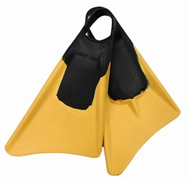 4 PLAY FINS - Black/ Yellow