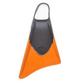SUPERS FINS - Black / Orange