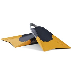 VULCAN V2 FINS - Dark Grey/ Light Grey/ Spectra Yellow