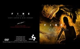 FIRE DVD By MIKE STEWART and SCOTT CARTER