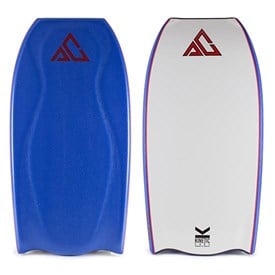 JG BODYBOARDS M4 Ltd Bat Tail Polypro Core - 2016/17 Model
