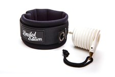 LIMITED EDITION Sylock Medium Bicep Leash - White