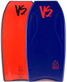 VS BODYBOARDS Ignition PE Core Bodyboard - 2016/17 Model