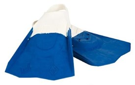HB BODYBOARDS Octoblade Fin - White/ Blue