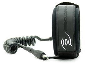 POD Connection Superior Prone Extra Large Bicep Leash - Black