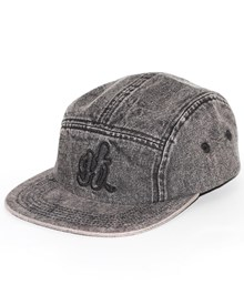 GRAND FLAVOUR Denim Dan 5 Panel Hat