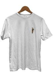 ZION WETSUITS Carry the Torch T Shirt - White