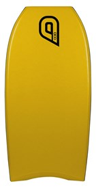 QCD BODYBOARDS Super Thin Polypro Core - 2014/15 Model