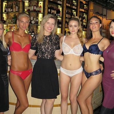 A fun night with Simone Perele!