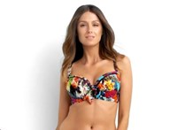 Isola by Megan Gale Bora Bora DD-E Balconette Bikini Top Swimwear