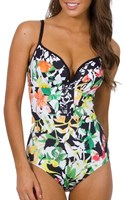 Jets Unity D-DD cup Plunge One Piece Swimwear