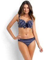Isola by Megan Gale Hamptons Stripe DD-E Balconette Bikini Top Swimwear