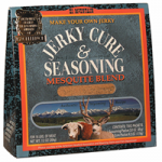 Jerky Cure & Seasoning Mesquite
