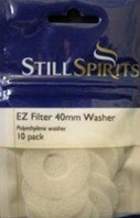Still Spirits EZ Filter 40mm Washer, 10