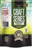 Mangrove Jacks Craft Series Strawberry & Pear