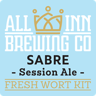 All In Sabre Session Ale Fresh Wort