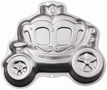 Wilton - Princess Carriage Cake Tin