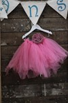 Pink Tutu with built in bamboo pants