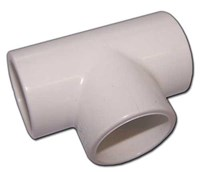 Joiner - Slip-on T-shape - 25 mm PVC