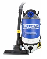 Pullman Commander PV900 Commercial Backpack Vacuum Cleaner